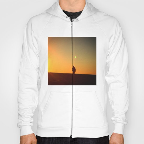 First Moonrise on Tatooine Hoody