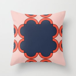 The right feeling #554 Throw Pillow