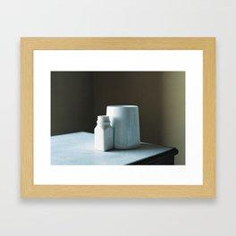 Still life#1 Framed Art Print
