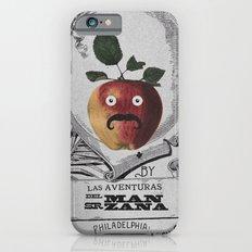 mr manzana iPhone 6s Slim Case