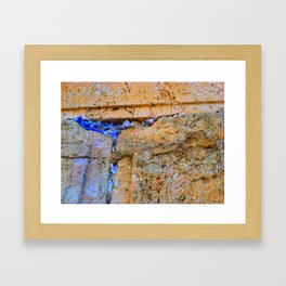 noted in history Framed Art Print