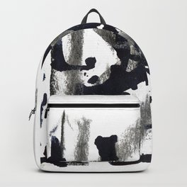 Abstract Ink Symbol Backpack