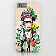 The Art of Frida Kahlo Slim Case iPhone 6