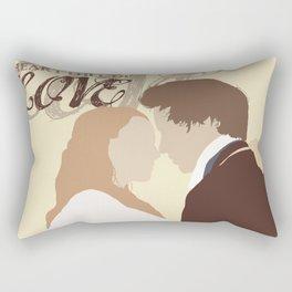 Marius & Cosette - A Heart Full of Love Rectangular Pillow