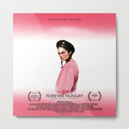 Forever Hungry - the motion picture Metal Print
