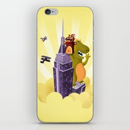 The puppeteer iPhone Skin
