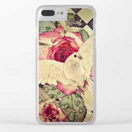 Flourish Clear iPhone Case