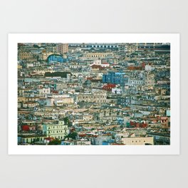 Old Havana (2), Cuba Art Print