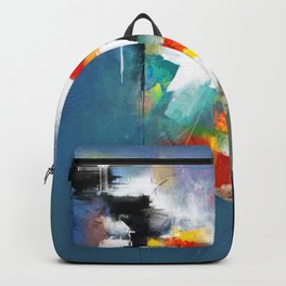 Escaping Reality - Abstract Pain Backpack