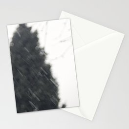 The bleak winter Stationery Cards