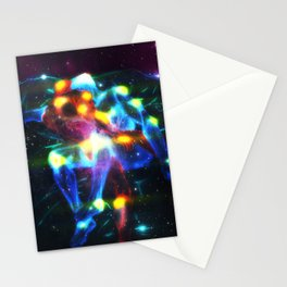 Astronomical Love Stationery Cards