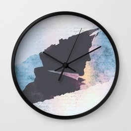 Mr. Darcy  Wall Clock