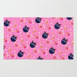 Chibi Moon Pattern / Sailor Moon Rug