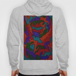 Synapses Firing Hoody