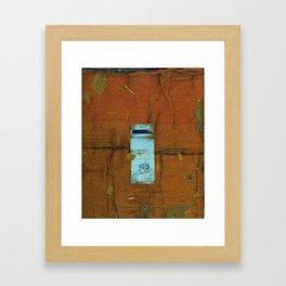 Old SoHo NYC Framed Art Print