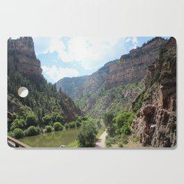 River Cutting Board