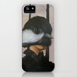 Tommy Nobody iPhone Case