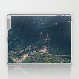 Mountainous town, Sa Pa, Vietnam Laptop & iPad Skin