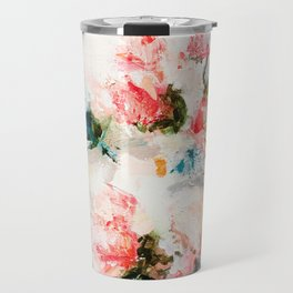 Floral Crop Travel Mug