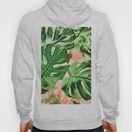 Monstera Beauty #society6 #decor #buyart Hoody