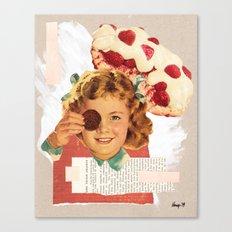 Sugar Junkie Canvas Print