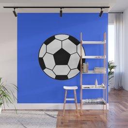 Ballon solitaire Wall Mural