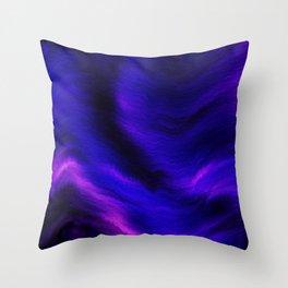 Purple daze 15 Throw Pillow