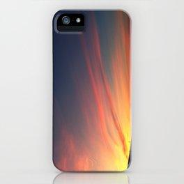 Helena, Montana sunset #5 iPhone Case