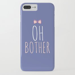 Eeyore iPhone Case