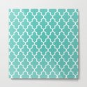 Moroccan - Turquoise by dizanadesigns