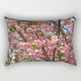 Cherry blossom spring Rectangular Pillow