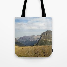 From Logan Pass Tote Bag