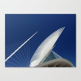 C A L A T R A V A | architect | Milwaukee Canvas Print
