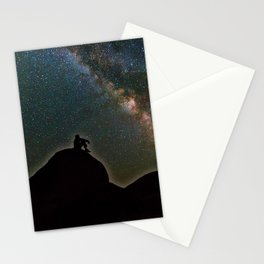 Milky Way Sky Stationery Cards