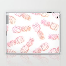 Pink Pineapples Laptop & iPad Skin