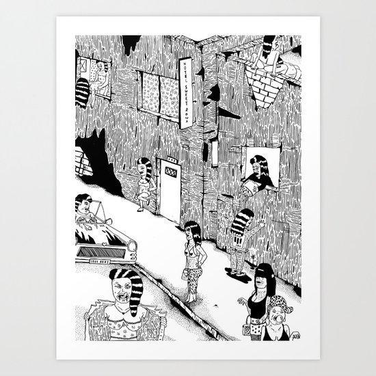 Love St.  Art Print