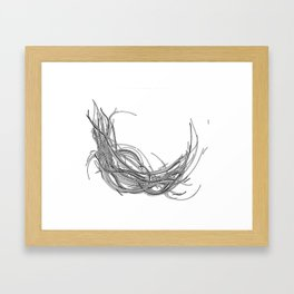 Cables XXXVIII Framed Art Print