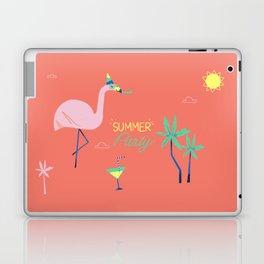 Corail Flamingo Laptop & iPad Skin