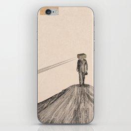 Walking Man iPhone Skin