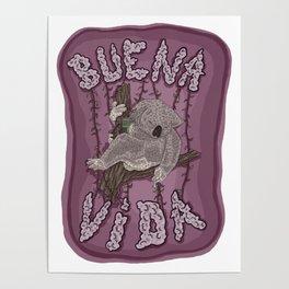 LA BUENA VIDA Poster