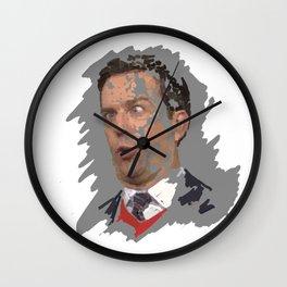 Andy Bernard, The Office Wall Clock