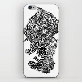 Dragon Cat iPhone Skin