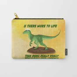 Dinosaurs | Sexy Raptor Carry-All Pouch