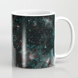 1939. Tarantula Nebula Spitzer 2-Color Image  Coffee Mug