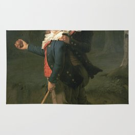 Henri - Pierre Danloux - The Masters Foster Rug