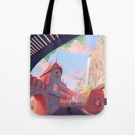 Zootopia - Concept Art Tote Bag