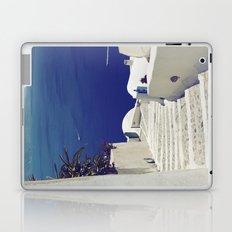 Santorini Stairs II Laptop & iPad Skin