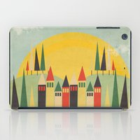 rushmore iPad Cases featuring Rushmore by Kayla Cole
