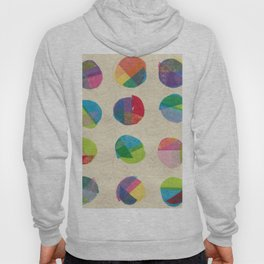 Again with the Retro Dots  Hoody