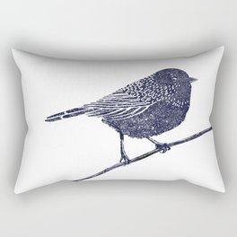 A peaceful bird Rectangular Pillow